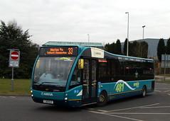 Arriva Midlands North 2937 YJ61MJV Optare Versa (chrisbell50000) Tags: favorite bus station shropshire 33 branded north telford route deck single favourite brand versa branding midlands decker arriva 481 optare 2937 v1100 yj61mjv chrisbellphotocom
