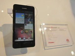 smartphone android mwc smartphones huawei mwc2013 mwc13... (Photo: ianfogg42 on Flickr)
