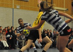 130309_BW_Dalto_391 (RV_61, pics are all rights reserved) Tags: amsterdam korfbal blauwwit dalto korfballeague robvisser rvpics blauwwithal