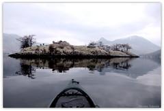 Explore your world (Nicolas Valentin) Tags: kayak leven ecosse kayakfishing nicolasvalentin kayakscotland
