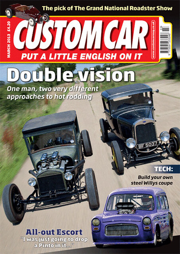 Custom Car March 2013