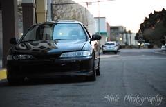 DC2 (-Slide Photography-) Tags: street 2 arizona black photography town nikon downtown market d c slide az down 98 domestic 1998 3000 acura integra jdm yuma dc2 d3000 jappanesse