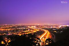 (M.K. Design) Tags: sunset beautiful ed landscapes amazing nikon g taiwan 28 yilan  afs     swm 2013 1424  d700 s  5
