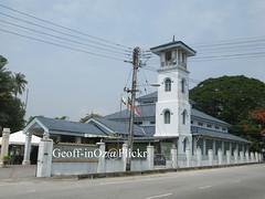 Kampung Paloh Mosque (Masjid), Kampung Paloh, Perak (geoff-inOz) Tags: building heritage architecture colonial mosque historic malaysia ipoh masjid islamic malaya perak kampungpaloh