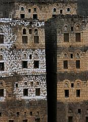 Yemen: architecture dans le djebel Haraz. (Claude Gourlay) Tags: asia middleeast arabia yemen asie habitation yemeni yaman arabie moyenorient arabiafelix arabieheureuse iémen djebelharaz maisonstours claudegourlay