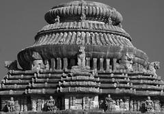 Konark Sun Temple (Steve Bahcall) Tags: india ir infrared hindu orissa puri jagannath konark bayofbengal suntemple 830nm converteddslr odisha khordha