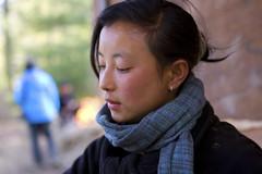 Bhutan Pretty Lady