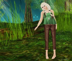 Off To Neverland (Charisma Jonesford) Tags: fashion sl secondlife exile ikon challenge league belleza ingenue tokidoki adorkable redgrave slink izzies disneybound gosboutique
