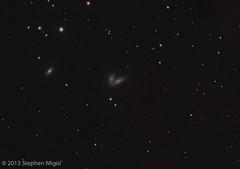Siamese Twins Galaxies (S Migol) Tags: pentax galaxy astrophotography astronomy astrophoto siamesetwins smigol ngc4567 maksutovcassegrain pentaxk10d Astrometrydotnet:status=solved stephenmigol ngc4568 Astrometrydotnet:version=14400 orion127mak copyright2013 Astrometrydotnet:id=alpha20130387871310 ic3578 ngc4564