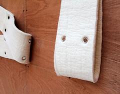 Modules (Hope Ginsburg) Tags: wool felt doha vcuq tasmeem
