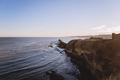 St Andrews (thursdayaffairs) Tags: ocean travel sea cliff coast scotland pier unitedkingdom standrews