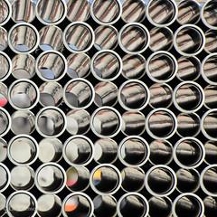 Tuyaux / Pipes (guysamsonphoto) Tags: pipes reflexion reflets tuyaux nikkor70300vr nikond7000 guysamson