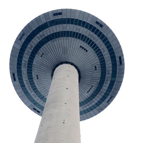 """Fungal TV Tower aka """"Der Ginnheimer Pilz"""""""