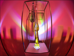 (2325) Art (Josep Sanjuan) Fisheye world (QuimG) Tags: art fisheye interior panasonic quimg quimgranell joaquimgranell afcastell specialtouch obresdart