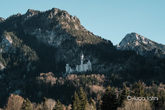 Austria e Germania 2015-41 (Luca Latini) Tags: landscape paesaggio viaggio travel sky cielo germany germania mountain montagna austria castello horses cavalli castle lucalatini vienna wien innsbruck neuschwanstein hohenschwangau romantischestrasse rothenburg wieskirche prater natale inverno winter christmas