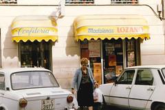 FACHADA TIENDA 1 ANTIGUA (Lozano Repostera Artesanal) Tags: alicante empresa dulces lozano elche tradicin sabor bollera repostera