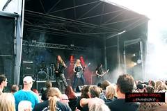 Izegrim @ Stonehenge, Steenwijk 30-7-2016-9066 (DarknightJo_Photography) Tags: steenwijk izegrim stonehenge metal concert festival death female singer grunt marloes jeroen ivo bart 2016