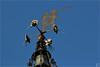 Modena, banderuola del palazzo comunale (annovi.frizio) Tags: modena banderuola italy emiliaromagna vento rosadeiventi
