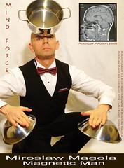 Fokus.TV Supermocni Miroslaw Magola (Miroslaw Magola alias Magneticman) Tags: tv supermocni fokustv miroslaw magola fokus stan lee