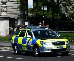City of London Police - LW13BZK (Waterford_Man) Tags: lw13bzk skoda cityoflondonpolice
