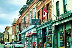 Any Number of Windows (HWW) (13skies) Tags: happywindowwednesday windowwednesday stores paisleyon town smalltown travel saugeenriver nice sweet fun quiet quaint