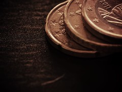 Stars (mostaphaghaziri) Tags: mm 105 micro macro d7200 nikkor nikon sepia brown metal coins stars macromondays