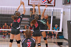IMG_3684 (SJH Foto) Tags: girls volleyball action shot high school somerset pa pennsylvania scimmage