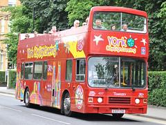 G337CSG 4017 Transdev York (martin 65) Tags: transport travel transdev westyorkshire west road yorkshire stevonsons york coastliner wrightbus gemini leyland olympian volvo vehicle bus buses dewhurst e200 e300 enviro