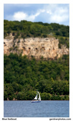 Blue Sailboat (gardnerphotos.com) Tags: lakepepin mississippiriver minnesota wisconsin sailboat sailing gardnerphotoscom