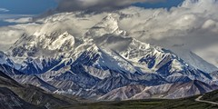 Mount Denali (Sue.Ann) Tags: alaska mount mountdenali mckinelymt denalimtmckinley mountain