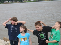 At ease (JJP in CRW) Tags: iowa leclaire mississippiriver geibfest