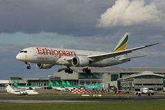 "ET-AOV ""Taj Mahal"" in Dublin (D464-Darren Hall) Tags: etaov ethiopian boeing787800 dub"