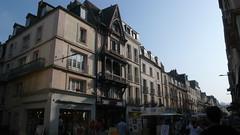Dieppe - La grande rue (jeanlouisallix) Tags: dieppe seine maritime haute normandie franc epaysage panorama landscape la grande rue paysage france plage du puys le