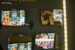 Selfie (leoleamunoz) Tags: selfie retrato mirror espejos museo museum