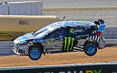 Ford Focus RS / Ken BLOCK / USA / Hoonigan Racing Division (Renzopaso) Tags: ford focus rs ken block usa hoonigan racing division barcelona fia world rallycross 2016 circuit