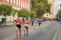 2016-09-25 08.44.51 (Atrapa tu foto) Tags: espaa europa europe maratondezaragoza saragossa spain xmaratnciudaddezaragoza zaragoza ateltismo atletics carrera corredores deporte marathon maraton maratn runners running sport aragon es