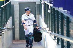 Mike Zunino (Trevor Ducken) Tags: seattlemariners baseball mlb sports seattle safecofield september summer 2016 nikond600 primelens afnikkor180mmf28difed catcher mikezunino