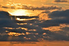 Sky is over (Annie Rangelova) Tags: sky sun bird clouds sunrise bulgaria black sea nikon d3100 sozopol fly