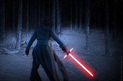 Kylo Ren cosplay (Greg Larro Photography) Tags: kylo ren cosplay ben solo knights first order star wars lucasfilm george lucas jj abrams lightsaber