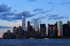 NYC_NYHRC_cruise_48 (chiang_benjamin) Tags: nyc cruise river boat yacht sunset newyorkcity ny newyork downtown manhattan skyline skyscrapers