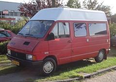 Renault Trafic T1000 T420 21-7-1983 KG-65-DP (Fuego 81) Tags: renault trafic mk1 1983 kg65dp estafette onk sidecode4
