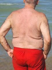 Marco Betti 2013 - BODY #159 W (marco.betti) Tags: project people humanfigure beach summer italy riccione body bodies marcobetti