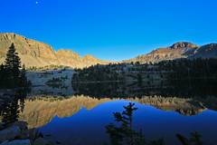 Morning two at Ryder Lake (pixie1339) Tags: utah backpacking uintamountains ryderlake middlebasin highuintaswilderness