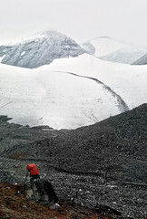rjep Ruotesjekna (Kari Siren) Tags: park mountain snow ice glacier national lapland backpack sarek ruotesjekna