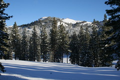 Winter in the Mountains of California (Bertramsca) Tags: wood stone architecture log cabin laketahoe logcabin chalet sierras woodenhouse highsierras viking stavechurch woodcarving vikingsholm teak zakopane hutte woodcarvings stavkirke portola metalroof vorwerk mountaincabin europeanarchitecture polisharchitecture alpinestyle alpinearchitecture parkitecture logstone nordicstyle grizzlyranch logandstone zakopaneinthesierras zakopanestyle alpinedecor
