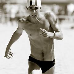 AUS - New South Wales - Sydney - 20080127 103806 -  00006.jpg (RMEIKLEJ) Tags: people men sport square sydney australia event newsouthwales aus beachboys surflifesaving manlysurfcarnival