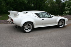 """1985 Pantera GT5S • <a style=""""font-size:0.8em;"""" href=""""http://www.flickr.com/photos/85572005@N00/8380823669/"""" target=""""_blank"""">View on Flickr</a>"""