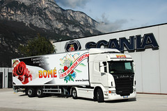 Scania R 440 LA (Scania Truck Center Italy) Tags: italy tractor truck italia sweden camion trento trucks trentino highline scania worldtruck scaniacommerciale willycaldonazziphotography fotowillycaldonazzi
