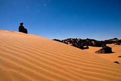 Midday break (ravpix) Tags: sahara trekking algeria sand desert camel caravan kamel wste tuareg targi karawane djanet algerien essendilene