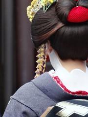 Geishas-Maikos (Annie Guilloret) Tags: kyoto maiko geiko geisha